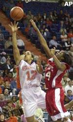 Clemson Lady Tigers To Face Duke Thursday