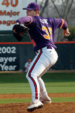 Clyne Pitches #2 Clemson to 8-3 Win over Pacific Friday