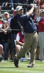 Eight Former Clemson Golfers Shoot 68 or Better on Thursday