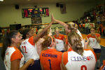 Clemson Plays Host to Virginia and Virginia Tech This Weekend