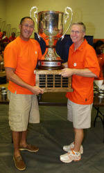 Clemson Women's Swimming & Diving Team Earns President's Pride Cup for 2007-08