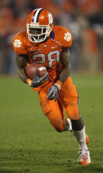 No. 24 Clemson Routs NC State 43-23