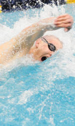 Six Tiger Swimmers Vying for Spots on U.S. Olympic Team