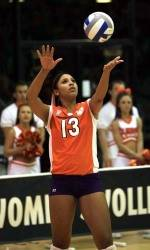 Clemson Volleyball To Open Spring Season On Saturday