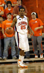 Clemson Men's Basketball Team to Travel to Tallahassee, FL Tuesday Night