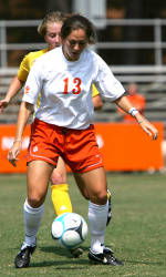 Lady Tiger Soccer Team to Travel to Coral Gables, FL to Face Miami Saturday