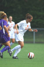 Clemson's Vogel Named ACC Co-Player-of-the-Week