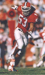 Great Moments In Clemson Football:  1997 – Clemson At NC State