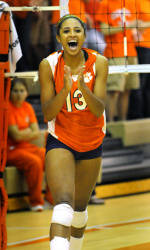 Lia Proctor Named ACC Volleyball Player of the Week