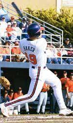 Former Tiger Jeff Baker Ties Major League Record