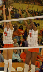 Volleyball Heads To Columbia For Carolina Challenge