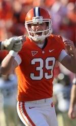 Double Overtime Kick Lifts Orange Over White in Spring Game