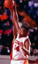 Sharone Wright Named Clemson's Legend for 2012 Men's Basketball Tournament Legends
