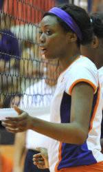 Clemson's Sandra Adeleye Named to AVCA All-Region Team