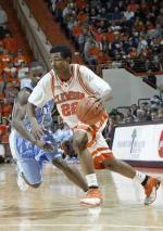 Tiger Tracks: Men's Basketball Drops North Carolina