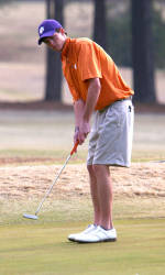 Clemson Makes a Move Into Second-Place Tie at Brickyard Collegiate