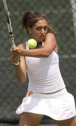Clemson Women's Tennis Players Advance In NCAA Singles Tournament