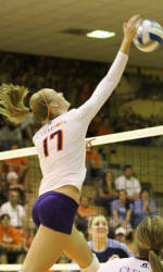 Clemson Volleyball Heads to Florida to Take On Pair of Ranked ACC Foes