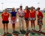 Clemson Student-Athletes Receive Top Six for Service Award