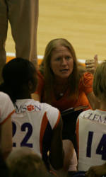 Clemson Volleyball Heads to the 2010 Carolina Classic