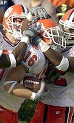 2000 Clemson Football Highlight Video On ClemsonTigers.com