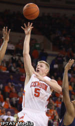 Tigers Wear No. 22 Virginia Down, Claim 60-48 Victory Tuesday