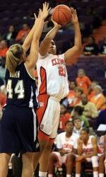 Lady Tigers Defeat Kennesaw State, 78-65, On Monday Night
