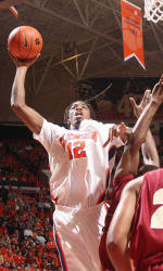 11th-Ranked Clemson Men's Basketball Team to Face Boston College on the Road Tuesday