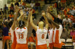 Clemson Volleyball Finishes Second At College of Charleston Spring Tournament