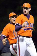 Faris Pitches Clemson Past Wake Forest 4-1 Friday