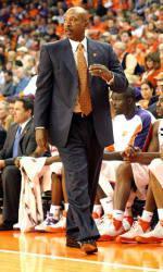 Tiger Men's Basketball Team to Face Georgia Tech in Atlanta Thursday Night