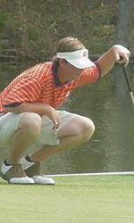 Clemson in Second Place After Day One of ACC Golf Tournament