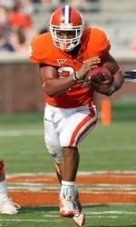 Orange Downs White 25-13 in Spring Football Game