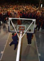 Tiger Tracks: Basketball Holds Midnight Jam Session