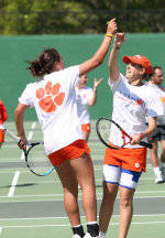 Tigers Open Play At Women's NCAA Tennis Championships
