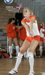 Clemson Volleyball To Play Host To North Carolina, NC State