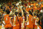 Clemson Volleyball Ranked #22 In Final AVCA Poll