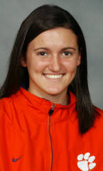 Clemson Women Third at ACC Indoor Championships After Two Days