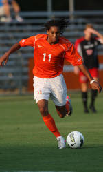 Wake Forest Defeats Clemson 2-1 in ACC Men's Soccer