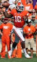 Tigers Defeat Terriers on Military Appreciation Day at Clemson Memorial Stadium