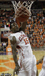 Tigers Place Four on 2012 All-ACC Academic Men's Basketball Team