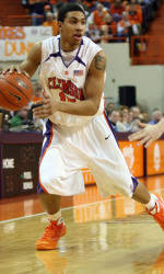 Clemson to Host Francis Marion in Men's Basketball Exhibition Friday