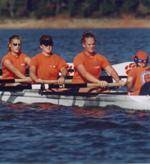 Clemson Rowing to Race in the Head of the Mon