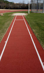 Photo Gallery: Rock Norman Outdoor Track Renovations Ongoing