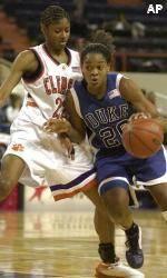 Women's Basketball Falls To No. 2 Duke, 61-49