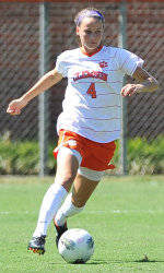 Clemson Women's Soccer Team Falls to #10 Florida State Thursday Night at Historic Riggs Field