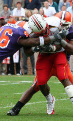 Clemson vs. Maryland Game Notes