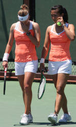 Bek, Wong Reach National Doubles Semifinals