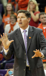 Clemson Men's Basketball Picked to Finish Seventh by ACC Media