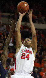 Tigers Win Conference Opener, 79-59, vs. Florida State